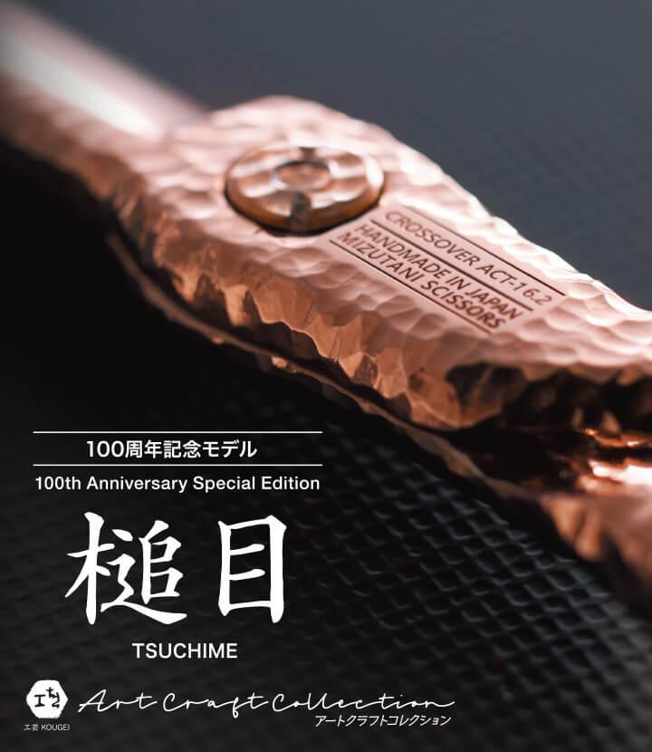 CROSSOVER 槌目 TSUCHIME